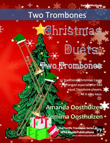 Christmas Duets for Two Trombones