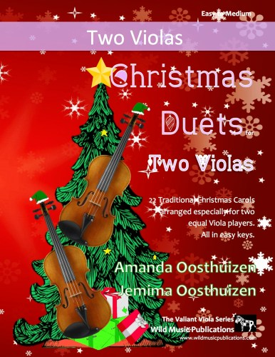 Christmas Duets for Violas
