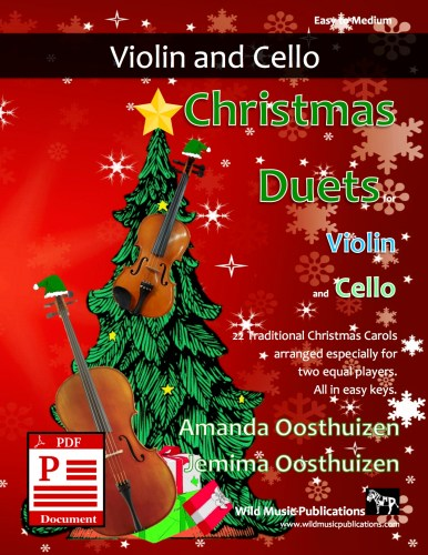 Christmas Duets for Violin and Cello Download