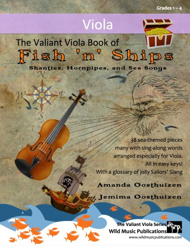 The Valiant Viola Book of Fish 'n' Ships