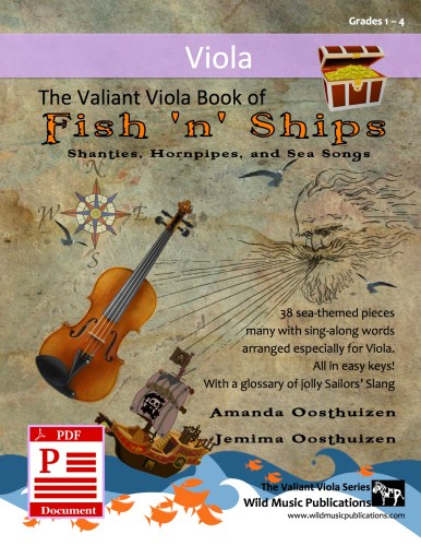 The Valiant Viola Book of Fish 'n' Ships Download