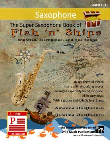 The Super Saxophone Book of Fish 'n' Ships Download