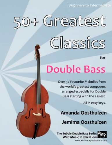 50+ Greatest Classics for Double Bass