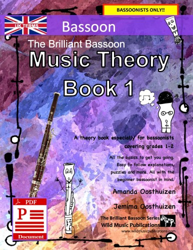 The Brilliant Bassoon Music Theory Book 1 - UK Terms Download