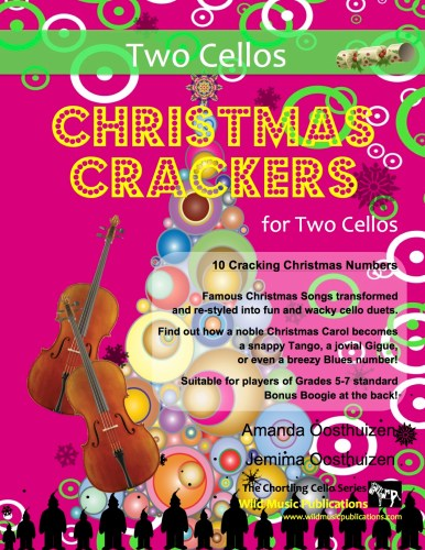 Christmas Crackers for Two Cellos