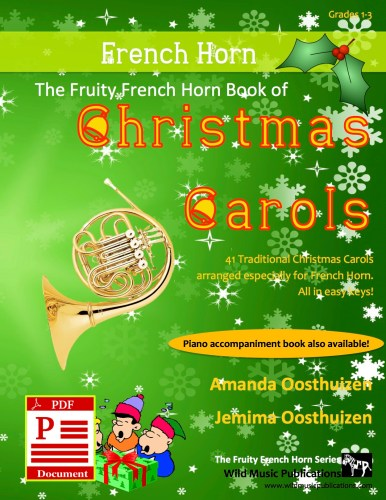 The Fruity French Horn Book of Christmas Carols Download