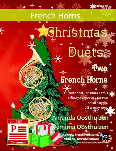 Christmas Duets for Two French Horns Download