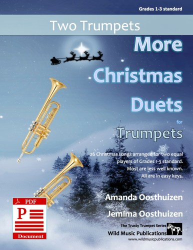 More Christmas Duets for Trumpets Download