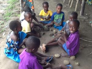 Children in need in Kenya
