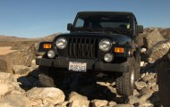 Hungry Valley 4x4 Training Course