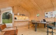modular cardboard house
