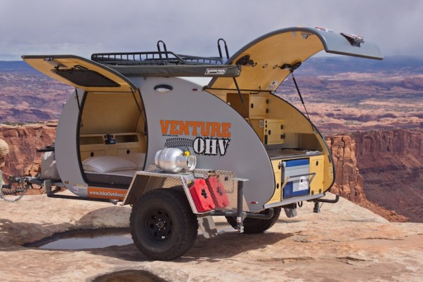 off-road camping trailers