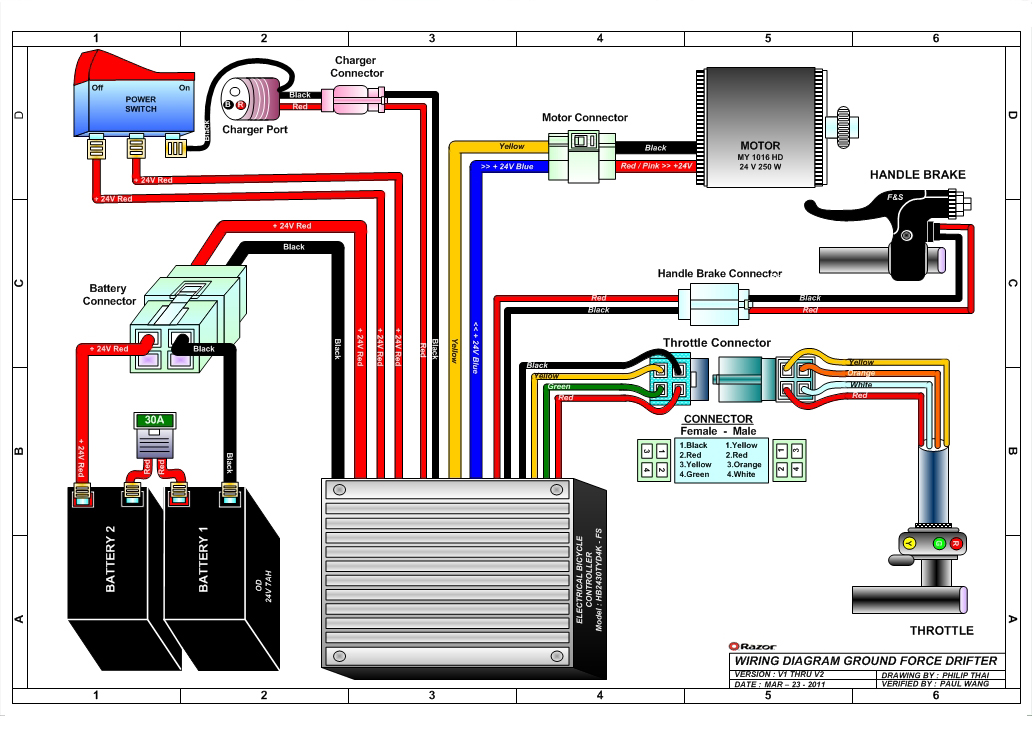 Wiring Diagram Overload Relay Electrical Circuit Electrical Wiring