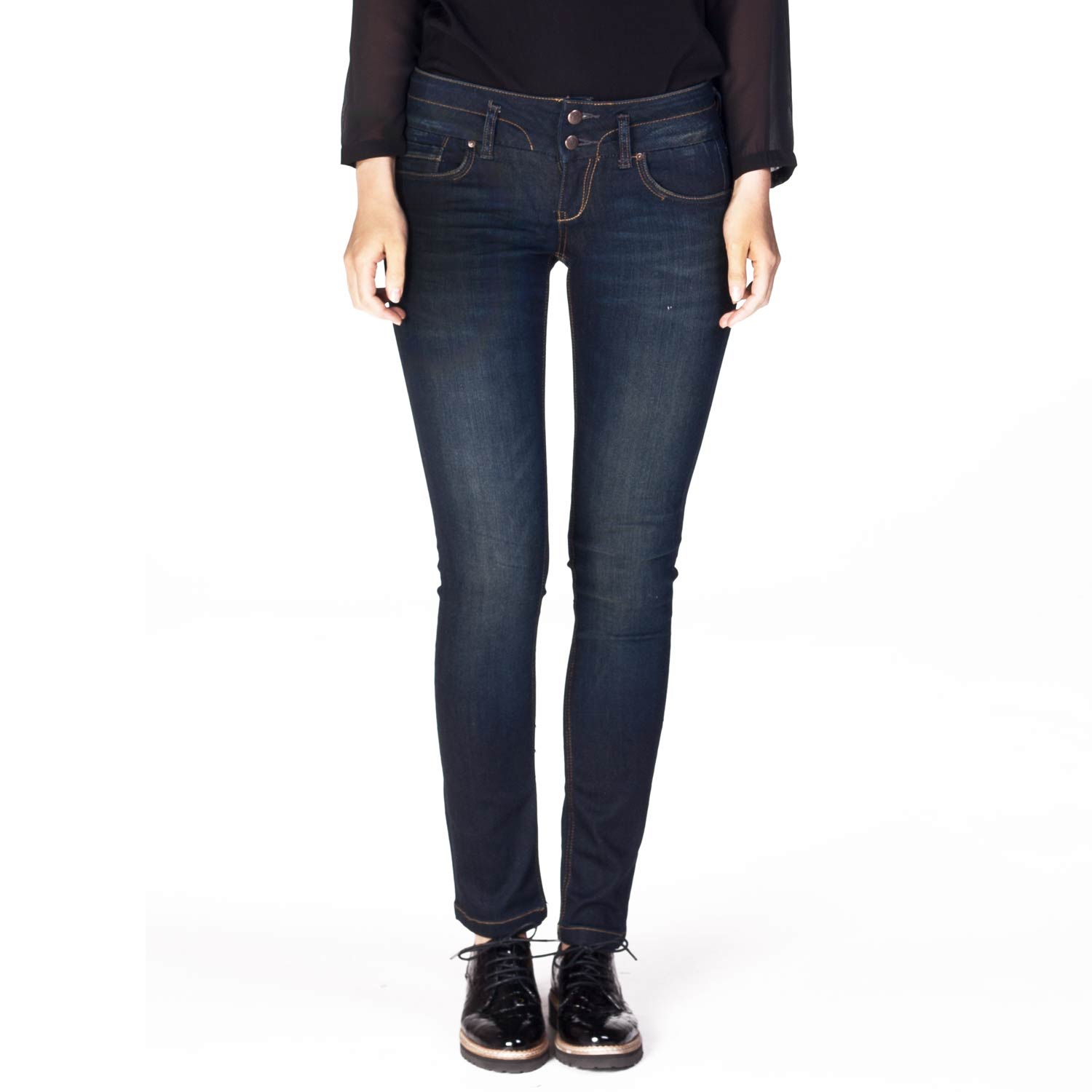 Ltb Jeans Dames Ltb Jeans Zena Voor Dames Dark Clear Wild Store
