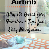 Airbnb: Comfortable Family Accommodations