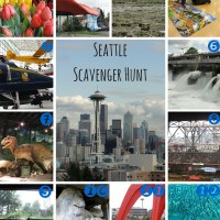 Seattle Scavenger Hunt for Kids