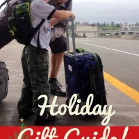 2015 Holiday Gift Ideas for the Young Traveler and Outdoor Adventurer
