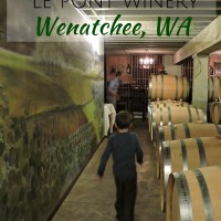 Wenatchee, WA's Chateau Faire Le Pont Winery: 5 Reasons to Visit