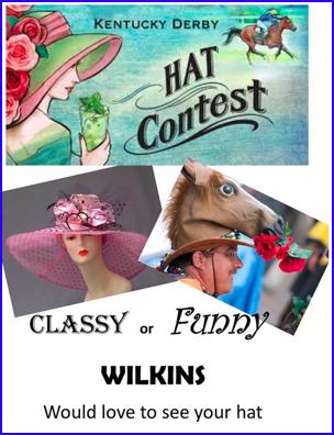 Derby Hat Contest