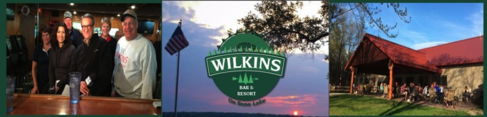 Welcome to the Wilkins Bar and Resort