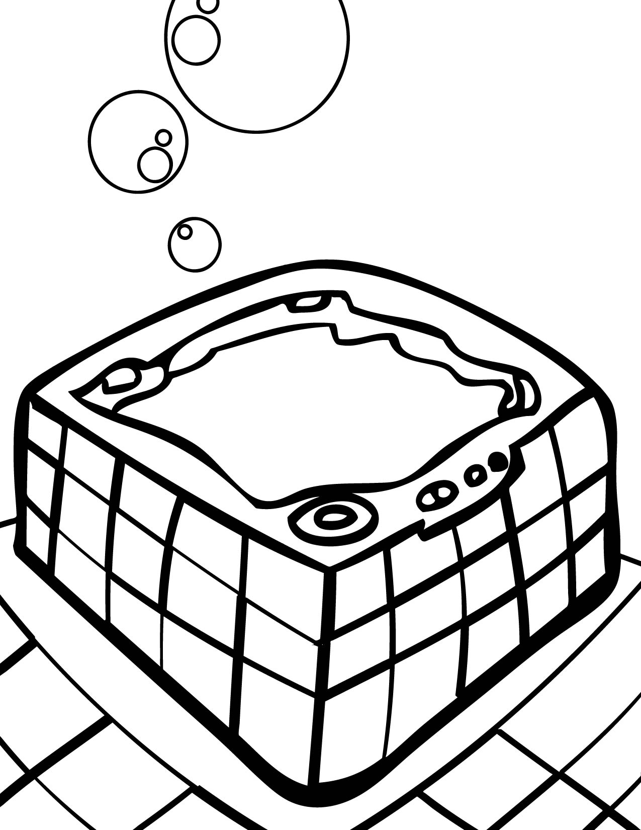 jacuzzi hot tub Schaltplang