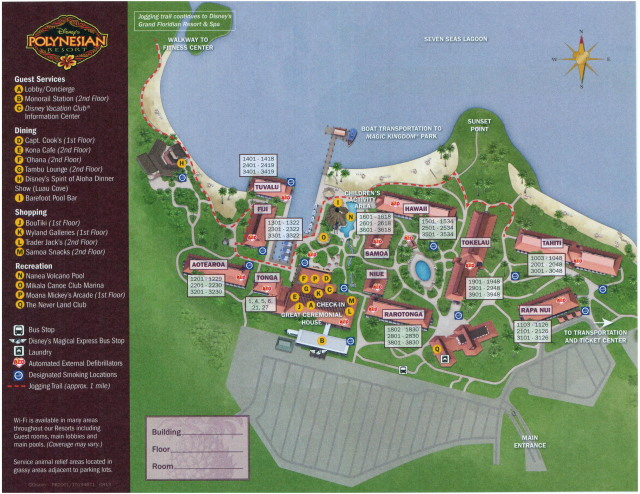 WillCADorg - Theme Park Maps