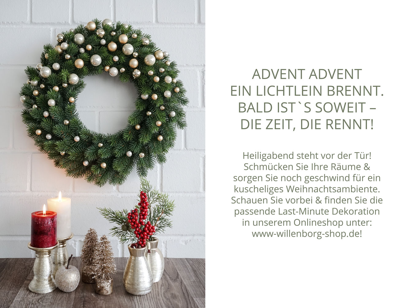 Xmas Deko Last Minute Xmas Deko Shopping 2017 Willenborg Dekotrends