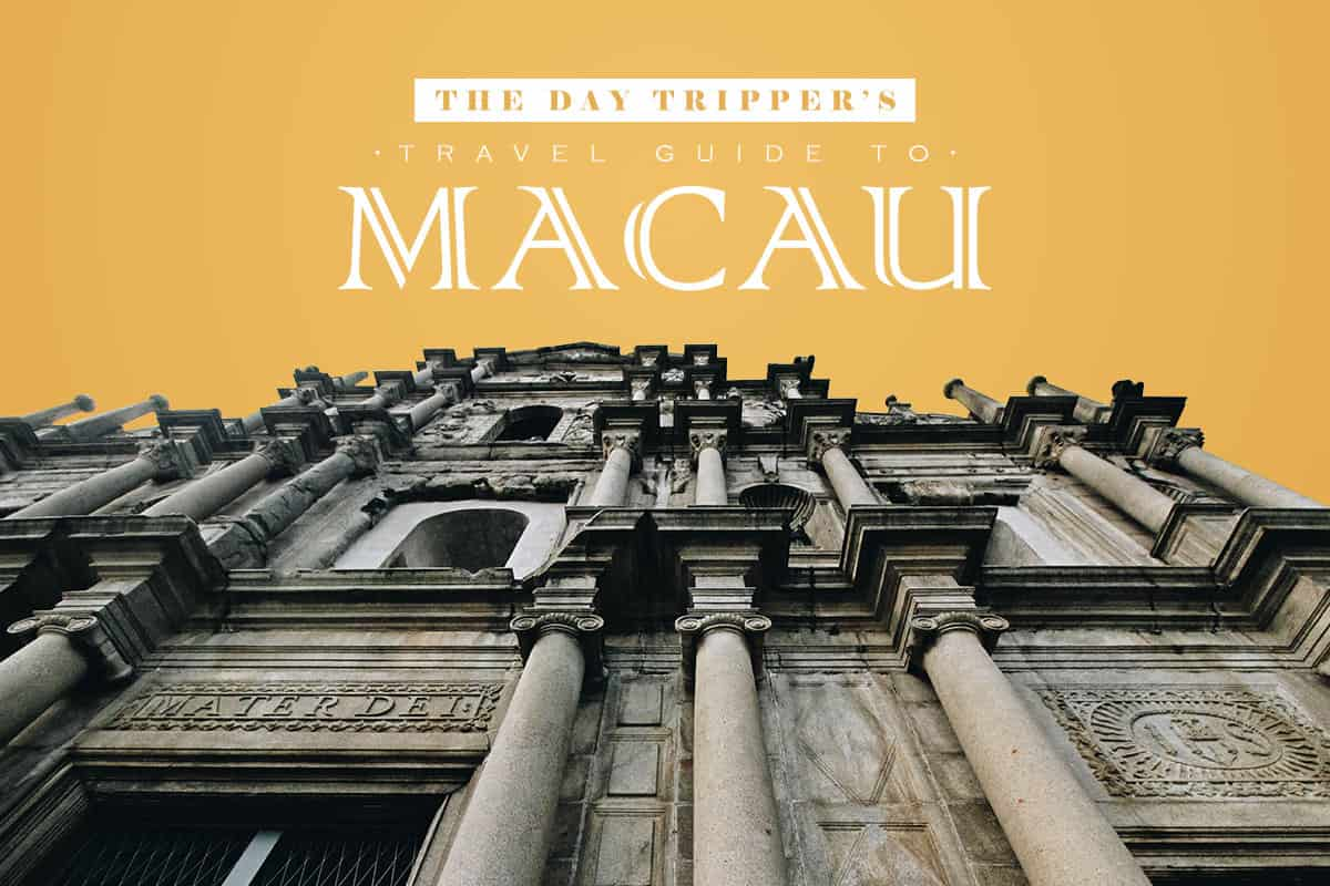2017 Travel Expenses For Rental Property The Day Tripper S Travel Guide To Macau From Hong Kong