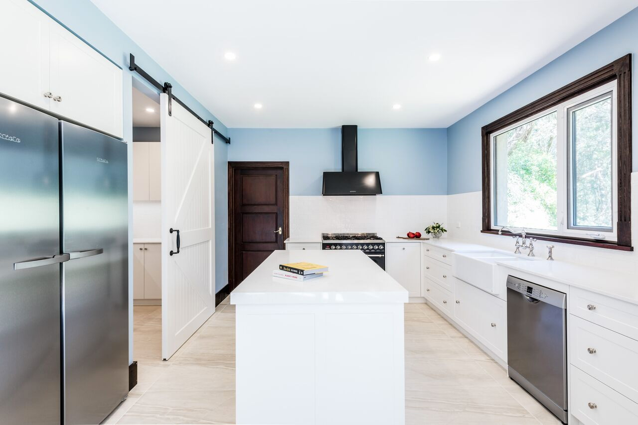 Small Renovations Melbourne Kitchen Renovation Olinda Melbourne Williams Cabinets