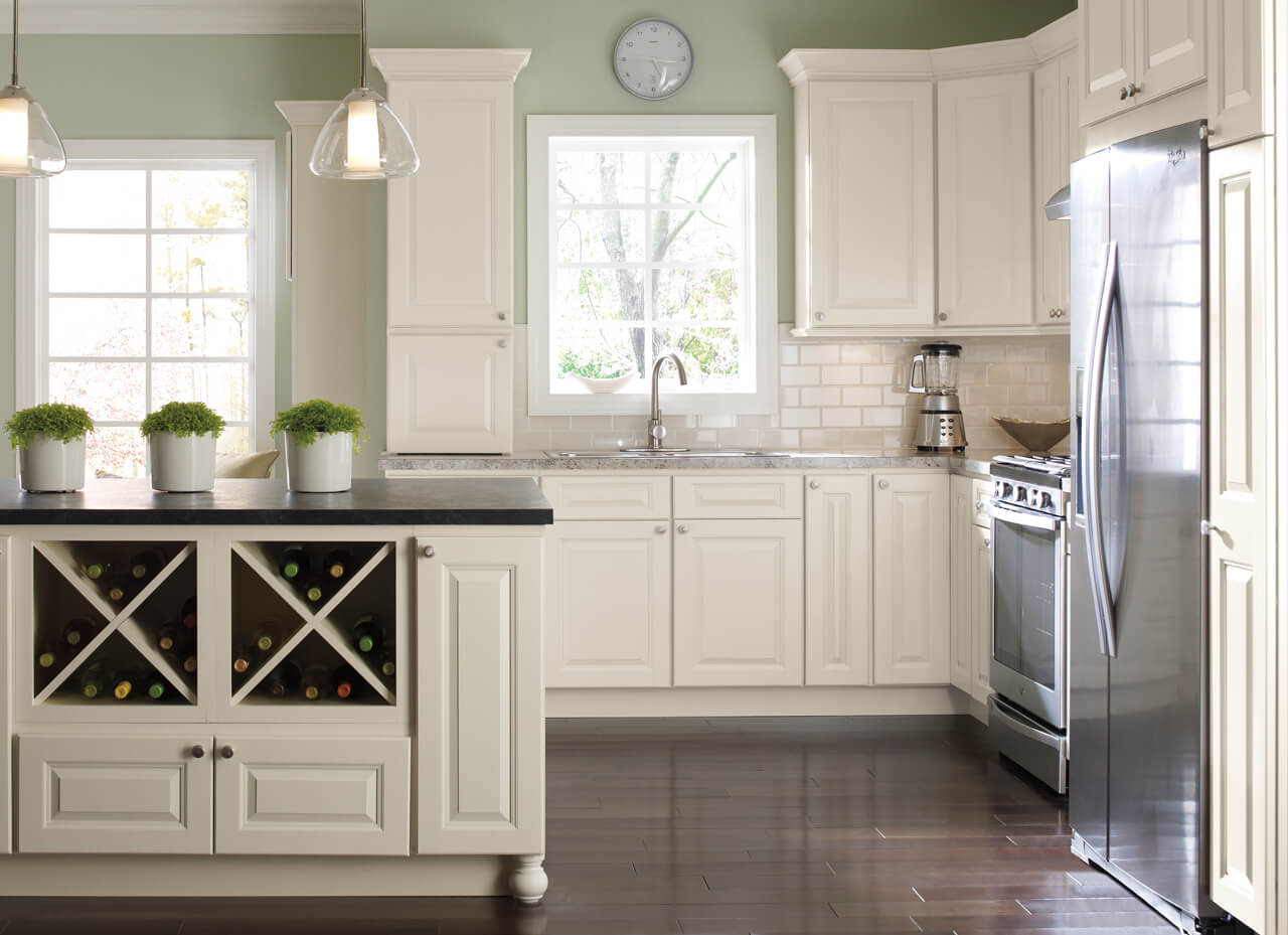 Kitchen Color Design Pictures Light Side Vs Dark Side What Cabinet Color Is Right For You