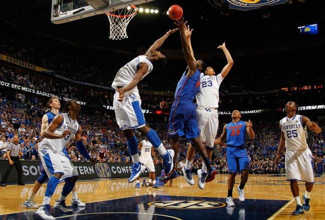SEC Men's Basketball: Game to Watch Kentucky vs Florida