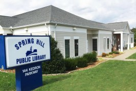 Help with Medicare at the Spring Hill Library