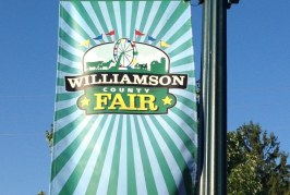 Volunteer at the 2015 Williamson County Fair