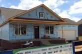 Habitat Home Builders Blitz Builds Home in 15 Days