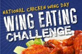 Wild Wing Cafe Hosts Wing Eating Contest Tonight
