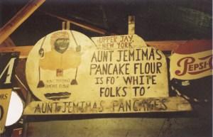 Aunt Jemina Ad taken by Bill Wolff