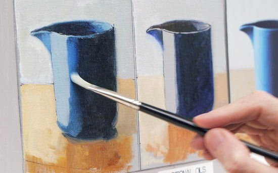 Water-Mixable Oils vs Traditional Oils for Solvent-Free Oil Painting