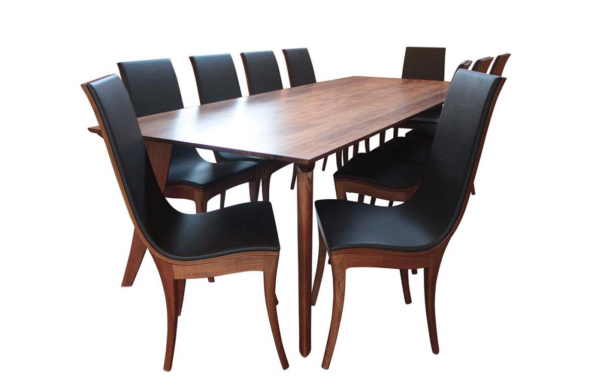 Dining Suites Melbourne Portfolio Will Marx Custom Furniture Maker