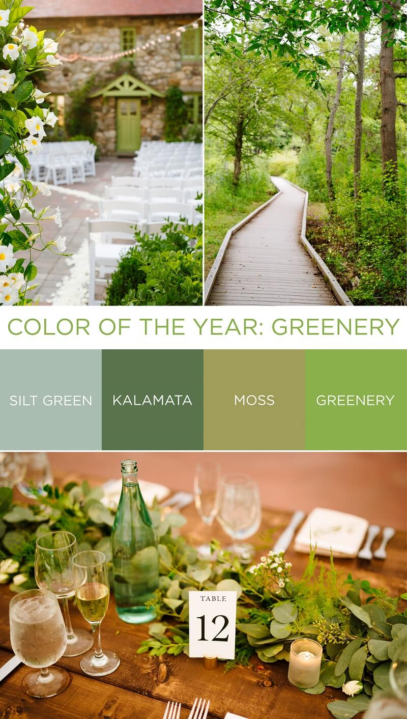 Greenery Pantone Pantone Color Of The Year Greenery Willowdale Estate