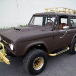 Bug Out Vehicle: Creek's Former 1968 Ford Bronco
