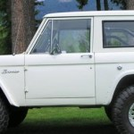 1972 Ford Bronco Bug Out Vehicle