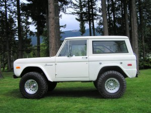 Creek's 1972 Ford Bronco Bug Out Vehicle & Daily Driver
