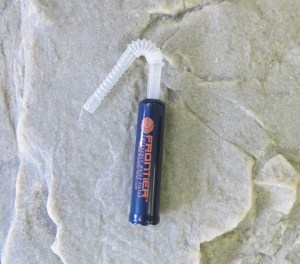 Bug Out Bag Survival Straw