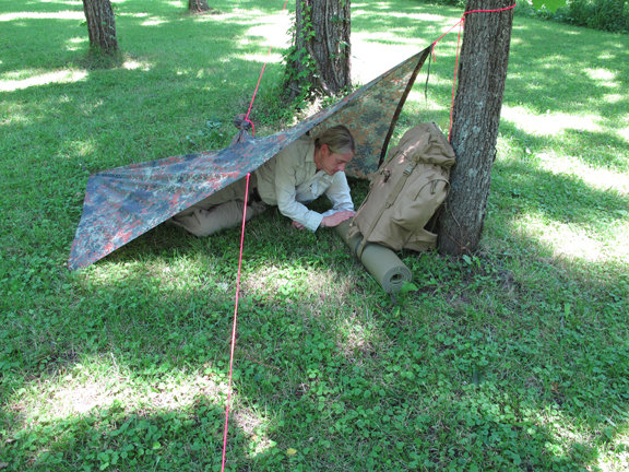 tarp & 6 Strategies to Lighten Your Bug Out Bag u2013