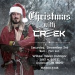 You're Invited to Christmas with CREEK!
