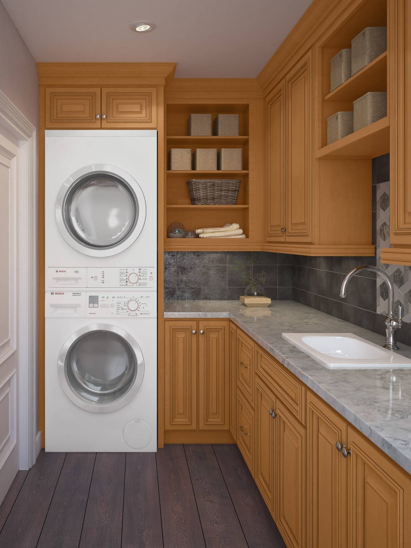 Laundry Room Countertop Material High Quality Laundry Room Cabinets Willow Lane Cabinetry