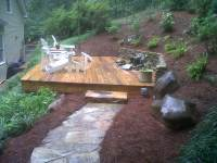 Diy Backyard Waterfall. Infinity Hampton Bay Oasis Rock ...