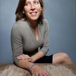 Susan Wojcicki, the leader of YouTube.