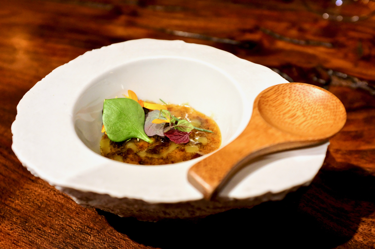 Cuisine Royale Brightness Too High Atelier Crenn Review Poetic Modern French In Sf Will Wander