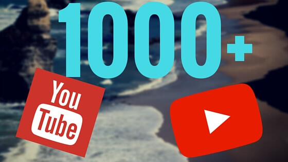 How to Win on Youtube: 7 Lessons Learned from Analyzing 1000 Top Youtube Channels